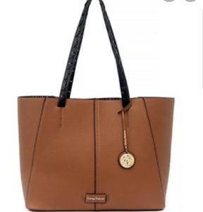 👜 Tommy Bahama 👜 Leather Tote